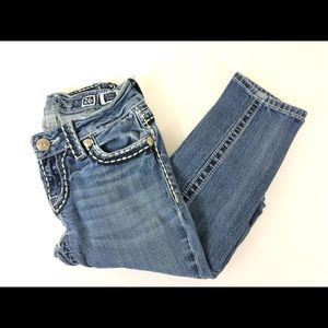 Miss Me Jeans Sunny Skinny Distressed - Size 26